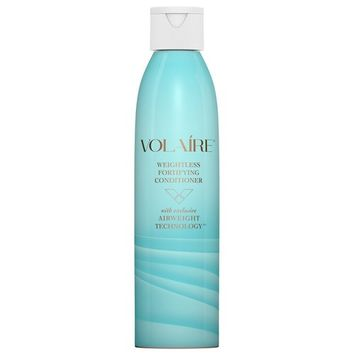 Volaire Weightless Fortifying Conditioner - Helps Strengthen Hair, Seal in Moisture and Prevent Breakage | Sulfate Free | Paraben Free | Safe for Color Treated Hair, 8 Oz