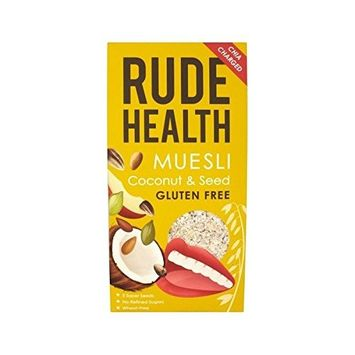 Rude Health Coconut & Seed Muesli 500g - (Pack of 6)
