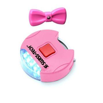Swisstech Swiss+Tech 5 LED Pink Pet Collar and 1