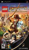 Lucasarts Entertainment Company Lego Indiana Jones 2: Adventure Continues PSP Game LUCASARTS