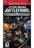Lucasarts Entertainment Company Star Wars Battlefront: Renegade Squadron PSP Game LUCASARTS