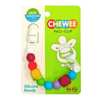 Neat Solutions Chewee Paci-Clip Pacifier Holder