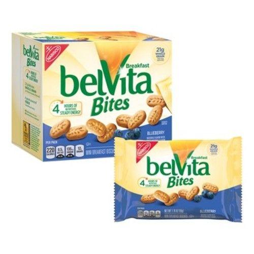 Belvita Bites Mini Breakfast Biscuits - 8.8oz