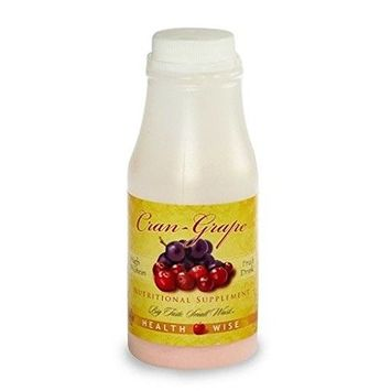 Healthwise Cran-Grape Shake (a bottle of 0.691 oz) - High Protein Cran Grape Fruit Drink