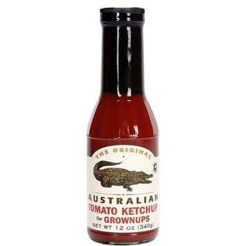 Original Australian OB149 Tomato Ketchup for Grownups - Pack of 12