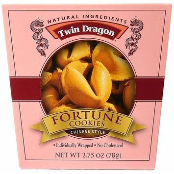 Twin Dragon Fortune Cookie