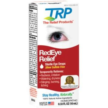 RedEye Relief (0.33 Fluid Ounces Drop(S)) by The Relief Products