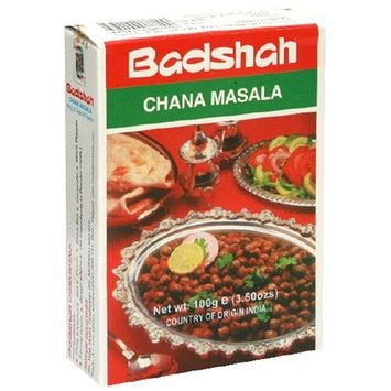 Badshah Masala, Chana, 3.5-Ounce Box (Pack of 12)