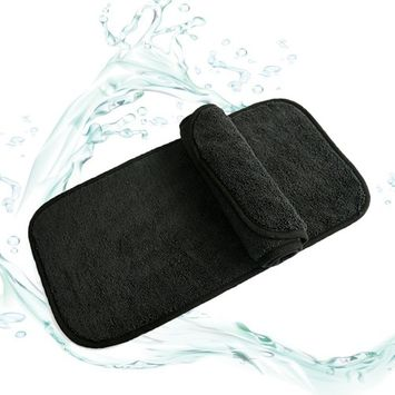 Towel Makeup Remover Face Cloth Face Cloths Soft Clean Towel Special Face Erase Great for Sensitive Skin, Acne, Exfoliating, Mascara, etc. 8 x 16