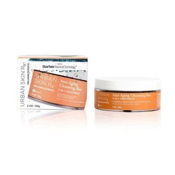 Urban Skin Rx 3-in-1 Anti-Aging Cleansing Bar - 2.0oz
