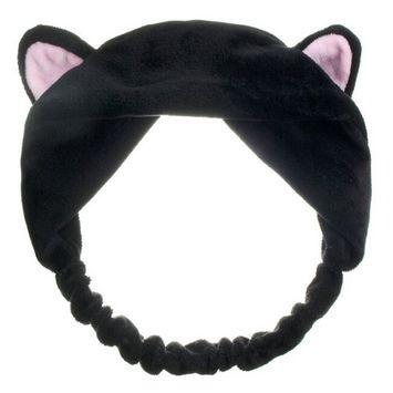 Sanwood® Cute Womens Girls Cat Ears Headband Beauty Hair Band