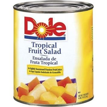 Dole Tropical Fruit (106 oz.) (pack of 2)