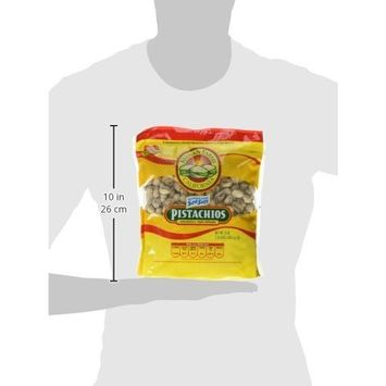 Keenan Farms Roasted Salted Pistachios, 24.0 Ounce