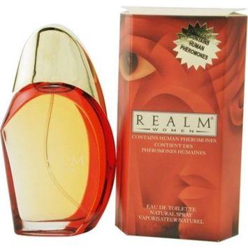 REALM REALM WOMEN EDT SPRAY 1.7 OZ FRGLDY