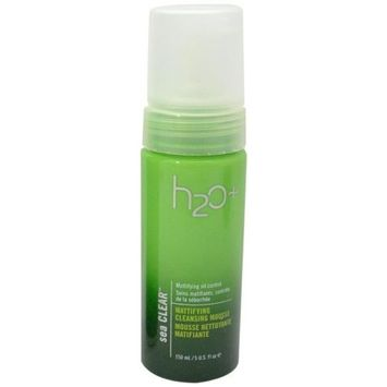 H2O+ Sea Clear Mattifying Cleansing Mousse 150ml by H2O