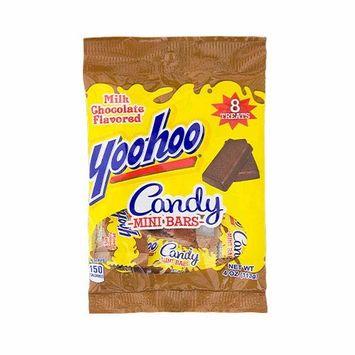 Yoo-hoo Milk Chocolate Flavored Mini Candy Bars - 4-oz. Bag