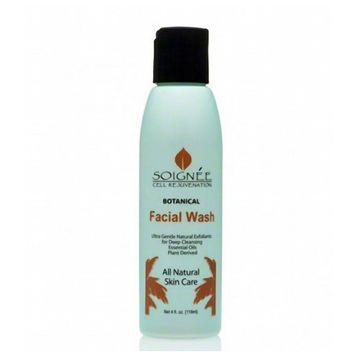 Soignee Botanicals Soignee Botanical Facial Wash - 4 ounce