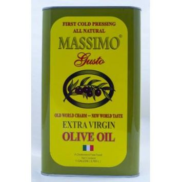 Massimo Gusto Extra Virgin Olive Oil - 1 Gallon