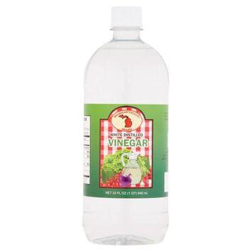 Tut's Int'l Export & Import Michigan Valley White Distilled Vinegar, 32 fl oz