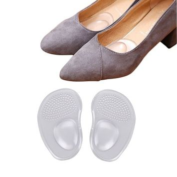 Dancin'feet Ball of Foot Cushion Metatarsal Foot Pads Metataral Guards Instant Pain Relief & Self Adhesive – 1 Pair