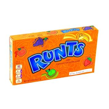 Runts Candy Theater Box, 5 oz