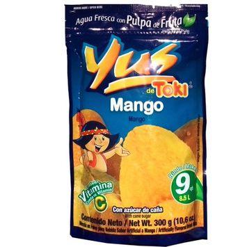 Melher, S.a. Yus Mango Powder Drink 12.7 oz - Agua fresca sabor a Mango (Pack of 12)