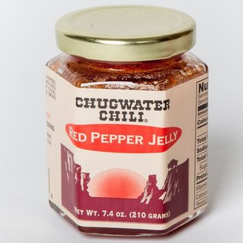 Chugwater Chili Red Pepper Jam