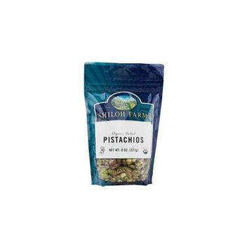 Shiloh Farms Organic Shelled Pistachios -- 8 oz
