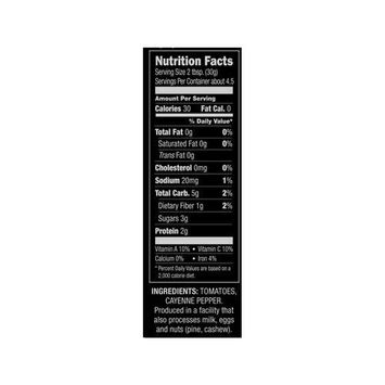 Amore Spicy Tomato Paste, 4.5 Ounce Tube, 12 Pack