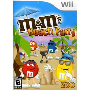 Destination Software M & M's Beach Party (used)