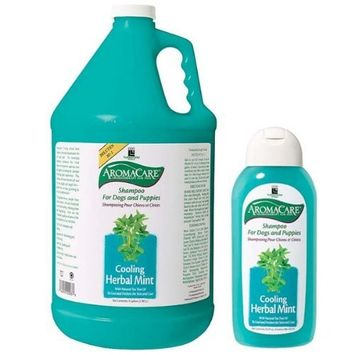 Professional Pet Products Cooling Herbal Mint Shampoo Gallon