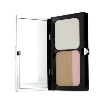 Teint Couture Long Wear Compact Foundation & Highlighter SPF10 - # 4 Elegant Beige 10g/0.35oz