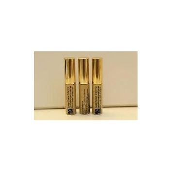 Estee Lauder Sumptuous Extreme Lash Multiplying Volume Mascara - # 01 Extreme Black Mini Size .1 oz / 2.6ml x...