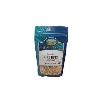 Shiloh Farms Organic Pine Nuts Raw -- 8 oz