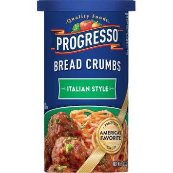 Progresso Italian Style Bread Crumbs, 8 oz