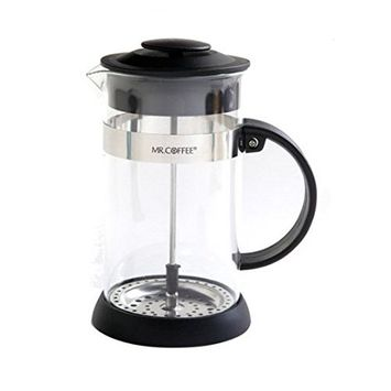 Mr. Coffee Cafe Oasis 32-Ounce Coffee Press