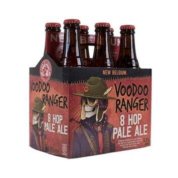 Belgium Voodoo Ranger 8 Hop Pale Ale 6pk Bottles