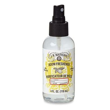 J.R. Watkins 4 oz. Lemon Room Freshener Pump Spray (Case of 6)