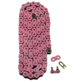 Factory Spec Pink 520x98 O-Ring Drive Chain 2009-2017 Yamaha YFZ450R