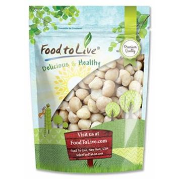 Food to Live Macadamia Nuts (Raw) (2 Pounds)