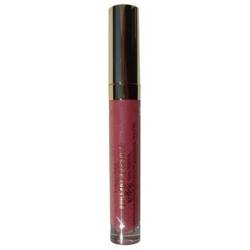 BareMinerals Marvelous Moxie Lipgloss 4.5ml/0.15 fl Oz. (Live Wire (Rosy Plum Hue))