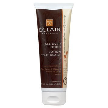 Eclair Naturals All Over Lotion Shea Butter & Oatmeal 8 oz