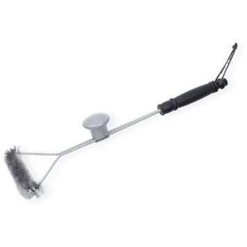 Grill Daddy Four Sided Grill Brush - 18