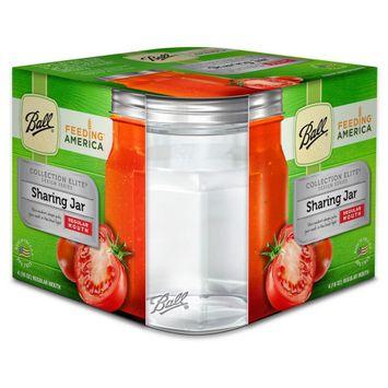 Canning Jar Set Ball, Clear