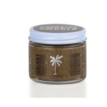 Skinny & Co. Sugar Scrub, Hydrate and Exfoliate Skin, All Natural with Coconut Oil and Vanilla Body Scrub