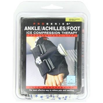 ProSeries Double Ankle/Achilles/Foot Ice Pack & Wrap
