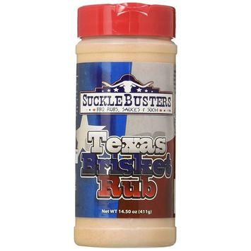 SuckleBusters Texas Brisket Rub, 14.50 oz.