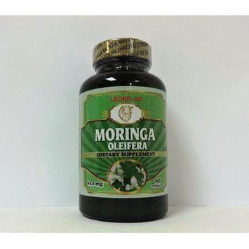 Natural Health Corporation MORINGFLAX - MORINGA OLEIFERA 100% NATURAL MORINGA 630 MG 60CT