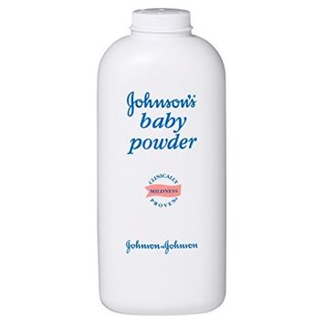 (204.58oz TOTAL Sent in Multi-Bottles) Johnson's Baby Powder BED TIME Scent. Dermatologist Tested to be hypoallergenic. Clinically proven to soothe the skin, and absorb moisture.(204.58oz Total): Health & Personal Care