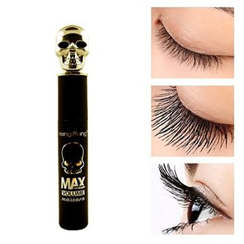 Hunputa Best 3D Fiber Lash Mascara. Last All Day, waterproof, smudge proof & hypoallergenic ingredients. non-toxic and natural